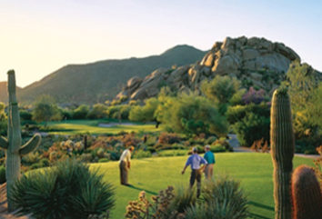 RESORT LIVING GOLF PROPERTIES